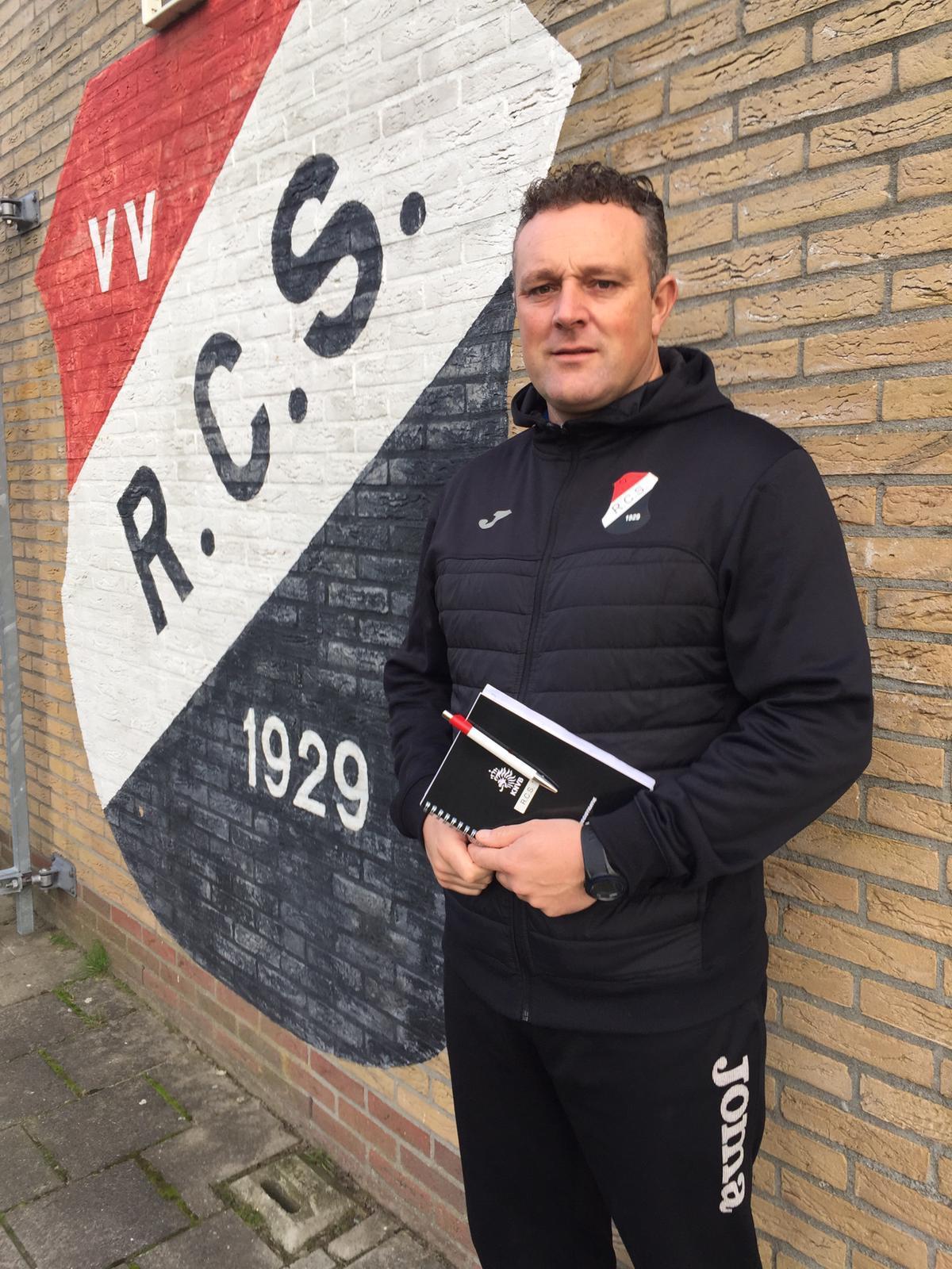 Jeffrey van den Berge stopt na 15 jaar als leider van het 1e elftal