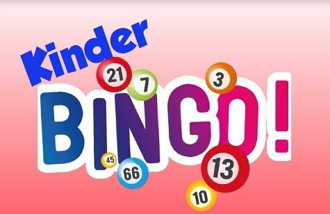 Vrijdag 1-oktober Kinderbingo!