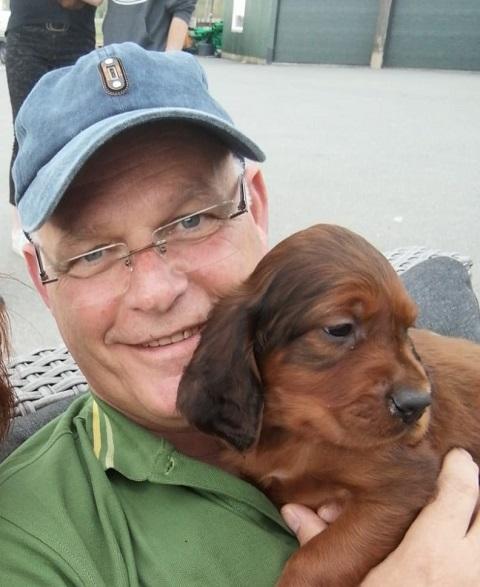 Interview vrijwilliger RCS: Paul Martens